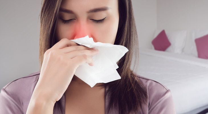 Ease Your Allergies with a Humidifier - NorCan Heating and Air - Furnace and Duct Cleaning Calgary
